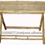 BF-13005 - Bamboo Outdoor Furniture - Large Outdoor Folding Table-BF-13005