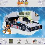 Smart car bed for boys (From Chinese factory with bottom price)-352-01