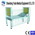 Cheap stainless steel children bed ,CE ISO approved ,MOQ is 5 pcs-A39