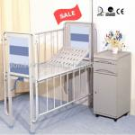 Economic Folding One Function Hospital Bed For Kids-DR-314
