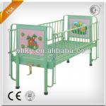 children bed with one revolving lever for back rest-k024202