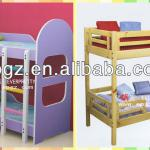 2014 kids double deck bed, kids bunk bed, up-down kids bed-SF-45,46