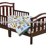 Newzealand Pine Toddler Bed-
