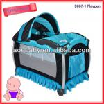 new born baby bed-B807B