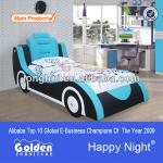 2# Happy night alibaba furniture manufacturer kids cars bunk beds-kid bed 2#