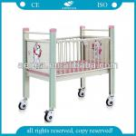 High quality kids bed with wheel-AG-CB003 kids bed