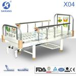 Children bed for hospital use-X04 children bed