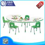 Small And Cheaper Childrens Table and chairs QF-F051-QF-F051