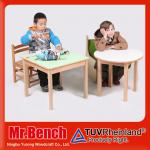 Solid wood children computer table BFC-ST2002-BFC-S2002