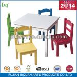 BQ study wood children table and chair-BQ093-0397children table and chair
