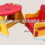 high quality eva foam table for kids chairs study table and chair-001