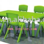 kindergarten table and chair LY-140B-LY-140B