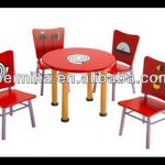 Kids Small Round Table With Four Chairs/Kids Chair 902-31-902-31