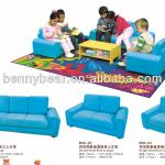 Kindergarten Kid Sofa Series Enviromental And Comfortable Sofa Sets High Quality Low Price-B901-01/90-02/90-03