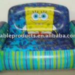 sponge inflatable children sofa-