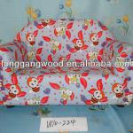 UK Best Selling kids sofa furniture,home furiture.children printing sofa-W10-224