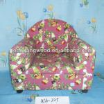 UK Best Selling kids sofa furniture,home furiture.children printing sofa-W10-225