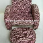 children sofa and stool,high quality fabric kids sofa-LG08-S053C