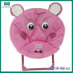 Pink pig children chair cartoon kids chair-KM1537