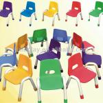 steel leg kids plastic chairs-185-1