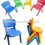 Plastic Kindergarten Chairs-WEF-1