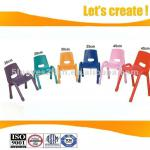 2012Hot Sales Kid's chair plastic Kid's chair-LF-KC001