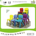Children Plastic Chairs without armrest-KQ10184D