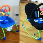 baby rocking chair-brc01