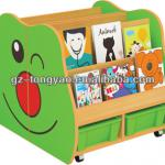 2013 new funiture toy cabinet/bookcase/bookshelf for children-TY-13405