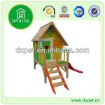 Outdoor timber cubby house DXPH004-DXPH004