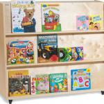 XN-LINK-KC31 Wooden Kid Storage Cabinet-XN-LINK-KC31