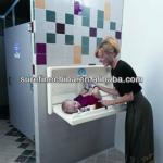 Baby Changing Station (Horizontal model)-SMB-001-B - Horizontal model