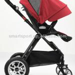 S018 fashion design style with EN1888 and AS/NZS 2088 with EVA wheels-Baby stroller SB-S018