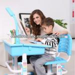 Durable children desk and chair-TJ-TJ02