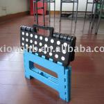 plastics folding stool-FS004