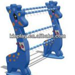 preschool plastic towel rack-KPP388