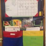 HOMEWORK CADDY-