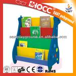 kids furniture plastic book cabinet/kindergarten classroom furniture/bookshelf/bookrack-YST-80665