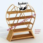 Wood Display Shelf/ Display Rack for Baby Toy-DR10010