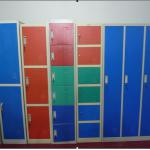 Colorful promotional steel modern wardrobe furniture-SB-015