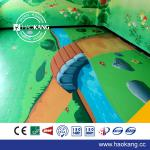 Preschool Cartoon Cute Floor-HK-A-5