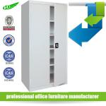 Modern office white file storage used metal cabinets sale-SB-l-024