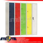 New Style Colorful Personal Steel Locker-Locker Series