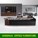 2013# New arrivel Foshan Shunde mirrored furniture modern executive desk KF-A08-KF-A08