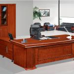 antique office table/front desk office table-NH3818