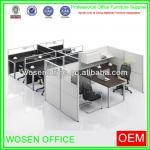 2014 New Design Office Cubicle Workstation S30+S60-5A-S30+S60-5A