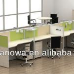 Modular office furniture workstation 60+30 thickness panel/OEM projct/office table-P60+P30