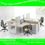 Office workstation S30+S60-4D-S30+S60-4D