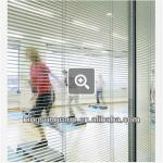 office half tempered glass partition wholesale-36
