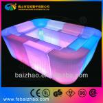 Hot sale colorful LED bar furniture led illuminated-BZ-BA001B